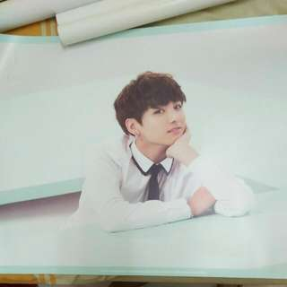 [WTS] Bts Jungkook 3rd Muster Poster