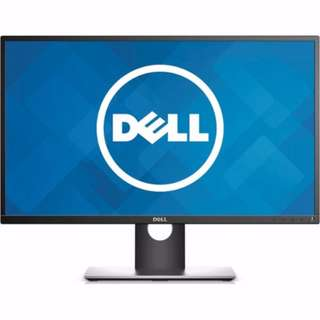 BNIB - Dell P2717H 27-inch LED-Lit Monitor (Black)  3 years warranty