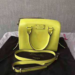 Kate Spade Wellesley Alessa Yellow