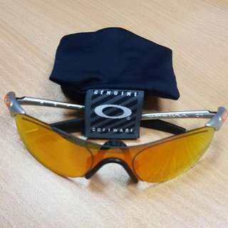 Oakley Zero Fire Len Sunglasses