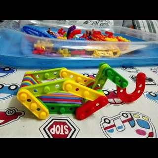 幼兒拼砌玩具