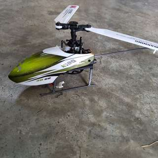 K100 RC HELICOPTER
