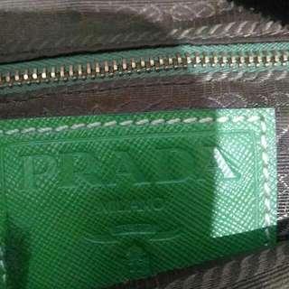 Authentic Prada Handbag/Sling