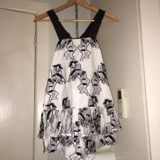 Alice McCall Playsuit Size 4 ( XS )