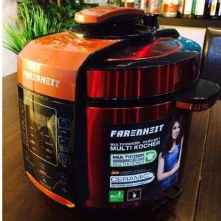 Farenheit Pressure Cooker 14in1