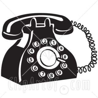 63 666 666 -Golden landline number for sale