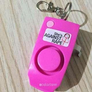 Anti Rape Whistle