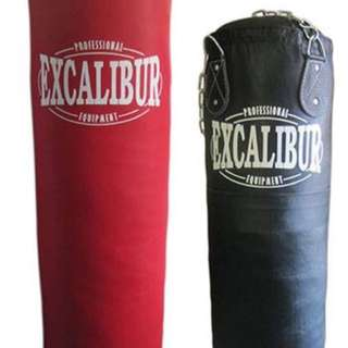 PUNCHING BAG EXCALIBUR AVAILABLE SIZE (3FT TO 5FT)