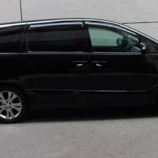 Car Rental (MPV/LUXURY)with Driver