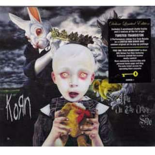 Korn ‎See You On The Other Side cd