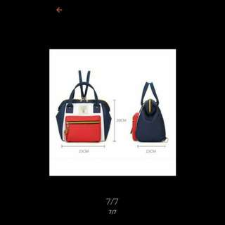 3 Way Anello Backpack