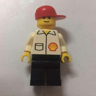 出售Lego:二手Shell人仔一隻
