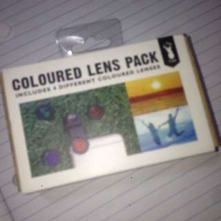 Typo Colored Lenses Pack