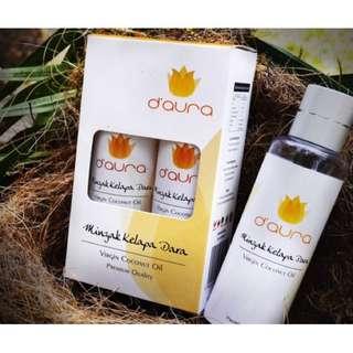Liquid Daura Minyak Kelapa Dara