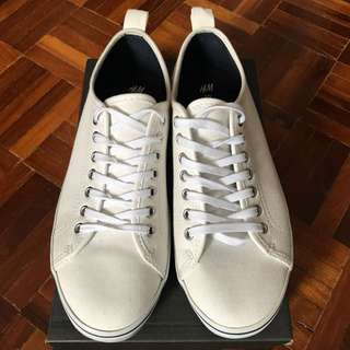 Sneakers White H&M