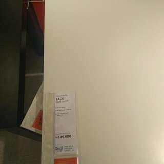 IKEA LACK Meja Samping Serbaguna 55x55cm