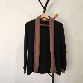 Stratto Blazer Blouse