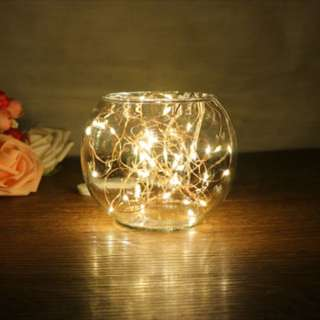 LED Copper Wire Lights Fairy String Lights