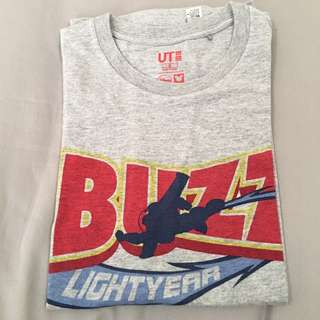 Uniqlo Tshirt Buzz Disney Original For Man