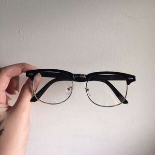 Square Korean Glasses