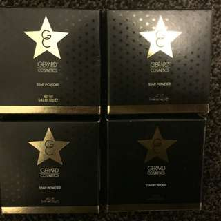 Gerard Cosmetics Star Powders