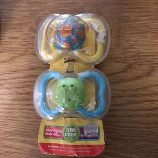 Nuby Pacifier