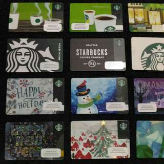 Starbucks Cards Philippines