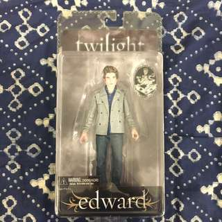 Twilight Edward Figure
