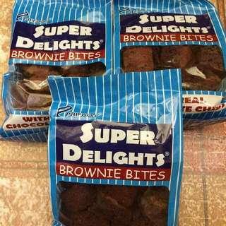 3pcs Brownie Bites