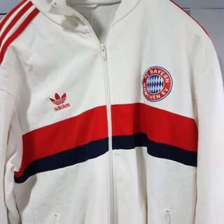Original Adidas Bayern Munich jacket size XL