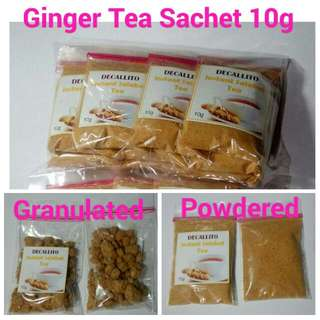 Ginger Tea In Pouch