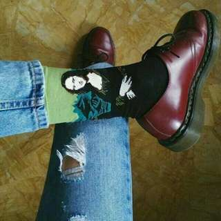 Art Socks; Monalisa