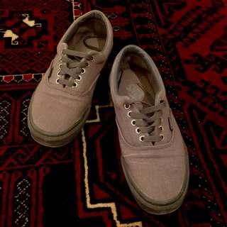 Original Vans Grey Sneakers (Unisex) (Price Reduced)