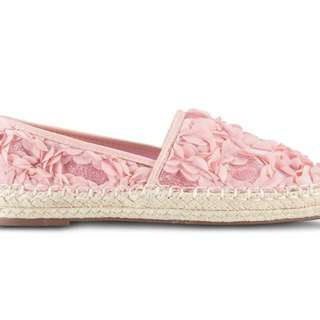 Pink Espadrille