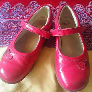Clark Shoes For Girl