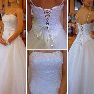 Stunning Deb Dress