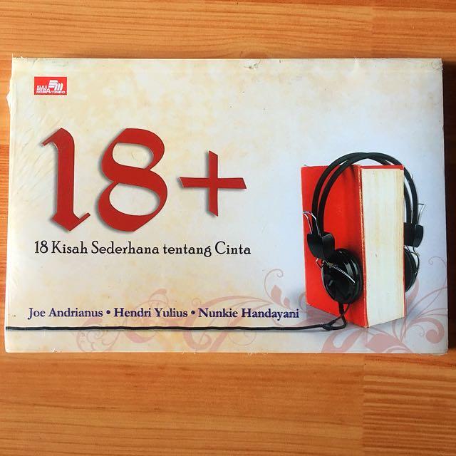 18+ Kisah Sederhana Tentang Cinta (excluded CD)
