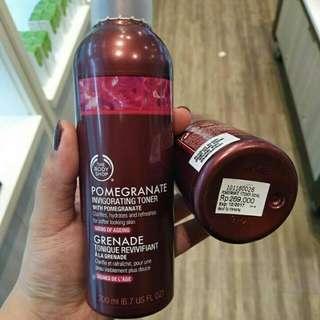 The Body Shop Pomegranate Toner