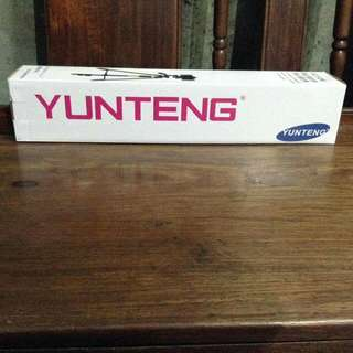 Yunteng Tripod With Bluetooth Remote Shutter