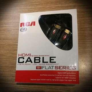 HDMI扁平線(6呎長)