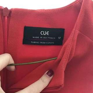 Cue Pencil Dress