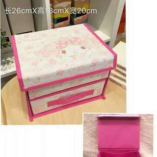 My Melody Box Organizer (Small)