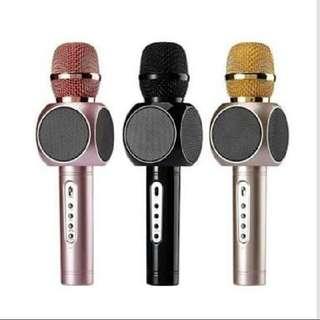 Wireless Microphone W/bluetooth