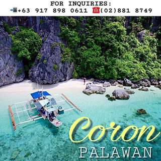 3D|2N ALL-IN CORON WITH AIRFARE