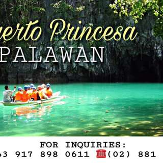 3D|2N ALL IN PUERTO PRINCESA, PALAWAN WITH AIRFARE