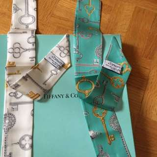 Authentic Tiffany&Co Scarf