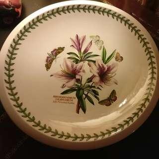 Portmeirion 12' Lily Flowered Azalea Comport