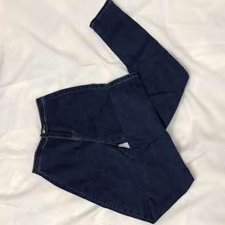 Plain Joni Jeans