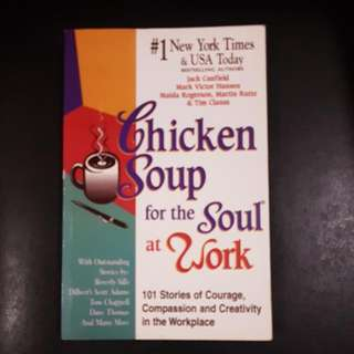 Chicken Soup for the Soul At Work