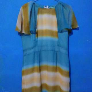 Accent Dress Pendek Allsize
